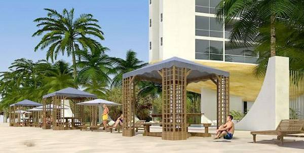 Velero Beach Resort Towers 55 minutes from Panama City